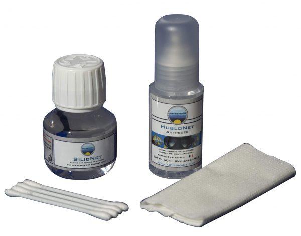 Produits pour entretien de fermetures à glissière