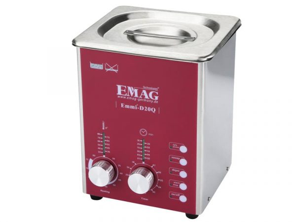 Cuve ultrasons Emag 2L